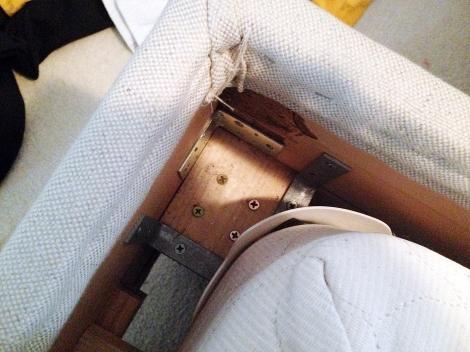Pottery Barn Bed Corner Attachment Figuration