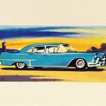 Cadillac Fleetwood Sedan 8x10