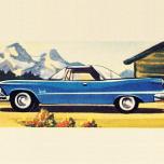 Chrysler Imperial 8x10