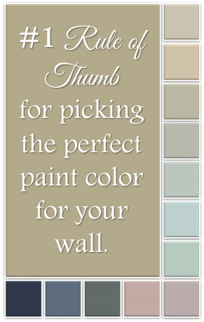 Pinterest Title Picture for Paint colors