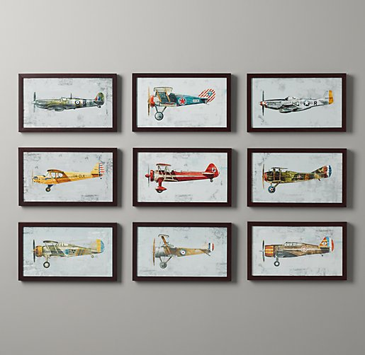 Vintage Airplane Wall Art free printable vintage plane art – series 1 | simply maderebecca