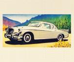 Studebaker Silver Hawk 8x10