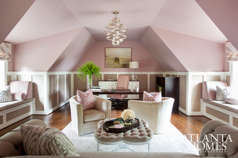 The rule of thumb for picking right paint color