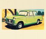 Triumph Herald 8x10