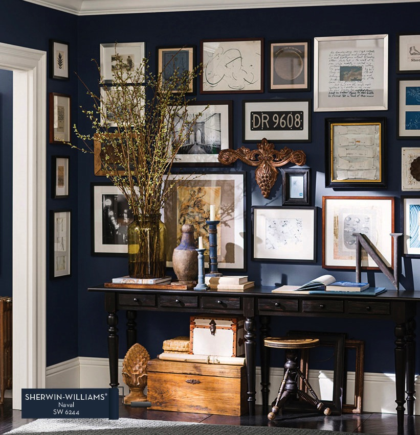 Perfect Shades Of Navy Blue Paint Simply Made By Rebecca