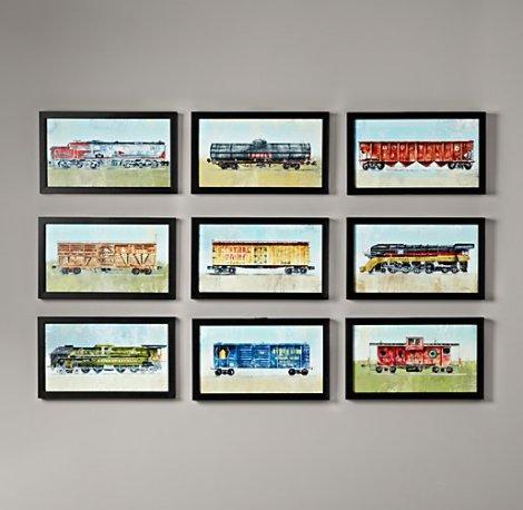 RH train